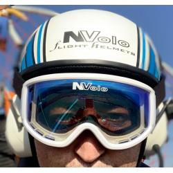 Customized carbon helmet...